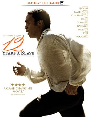 12 YEARS A SLAVE BY EJIOFOR,CHIWETEL (Blu-Ray)