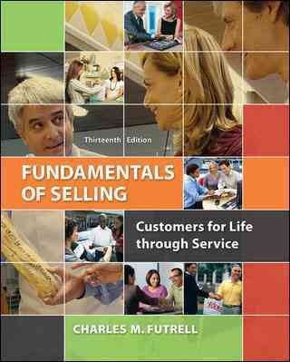 Fundamentals of Selling By Futrell, Charles