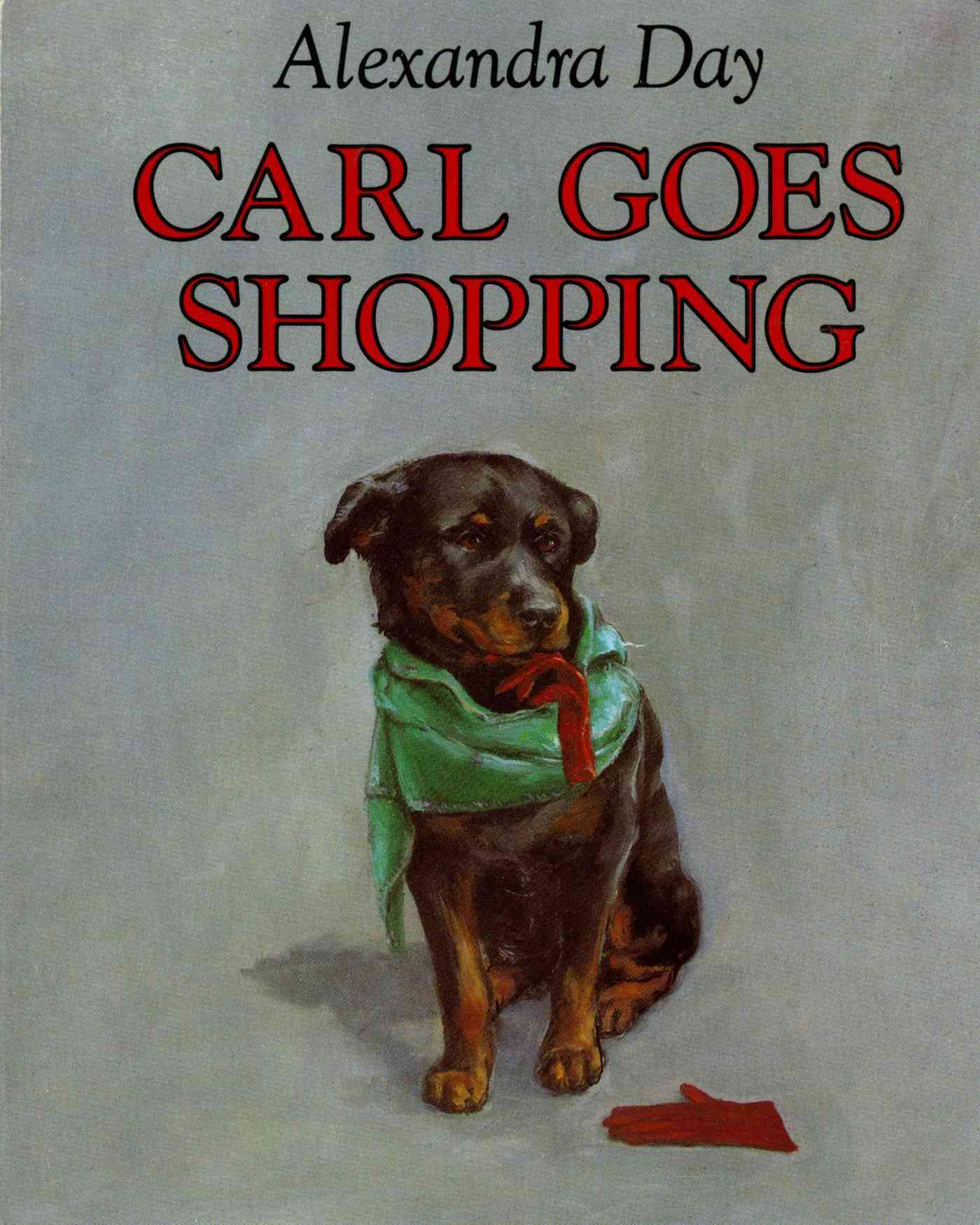 Carl Goes Shopping By Day, Alexandra